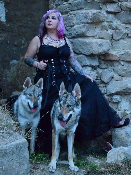 Wargana s vlky