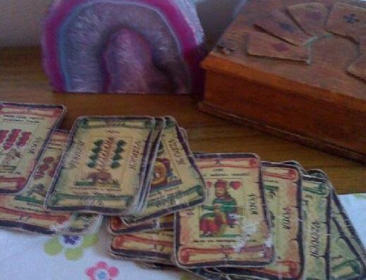 mariasove karty