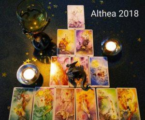 výklad karet, Tarot, věštba rok 2018, Tarot skrytých světů, láska, zdraví, volba prezidenta